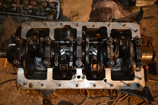 Ремонт двигателя уаз