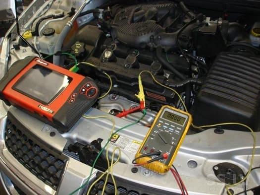 Ремонт электрооборудования авто в Туле